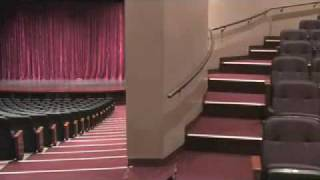 Rotating theater