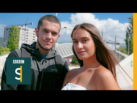 Growing up in Kosovo: I've never met a Serb - BBC Stories