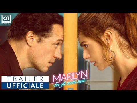 MARILYN HA GLI OCCHI NERI di Simone Godano (2021) - TRAILER UFFICIALE HD