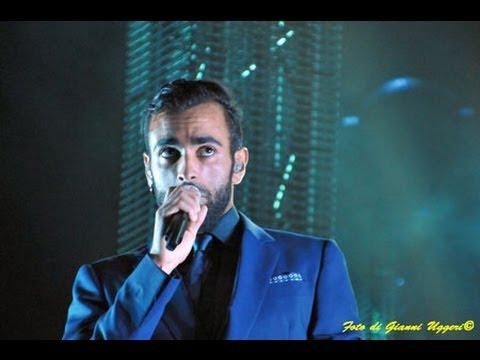 Il concerto di Marco Mengoni a Ronciglione, Marco canta per i suoi concittadini (Prima parte)