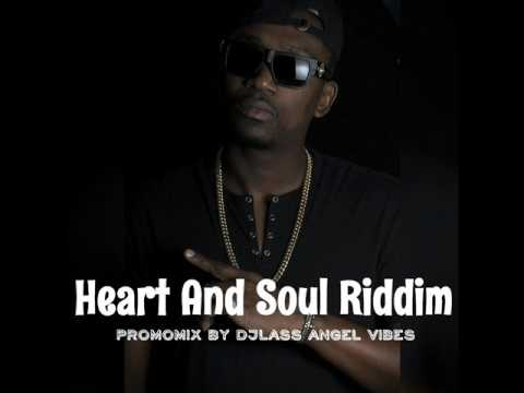 Heart And Soul Riddim Mix Feat. Jah Cure, Busy Signal, Chris Martin, (Notice Prod.) ( Refix 2017)