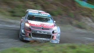 WRC Wales Rally GB 2018 | HIGHLIGHTS [HD]
