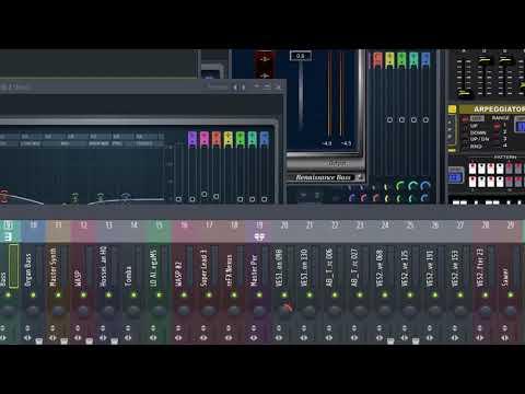 Tohi - Mano In (Dj Mamsi Remix) FL Studio Project