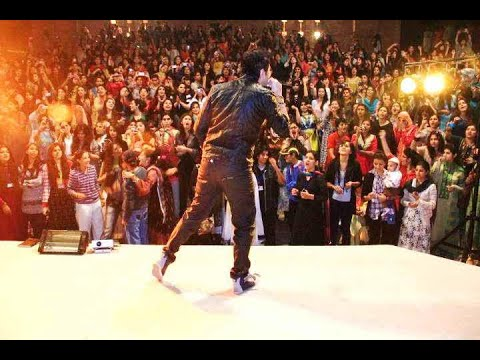 MusiCal ConCert In University Of SarGodha Lahore Camps By HusNain Jatt