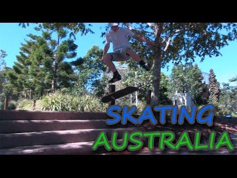 Skating Australia