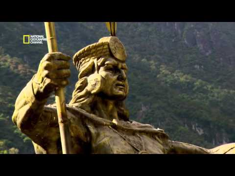 Les mystères du Machu Picchu