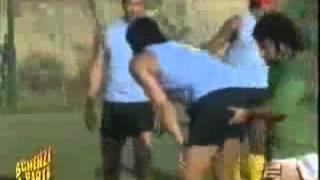 لاعب مسوي فيها حلو شوفو وش صار معه
