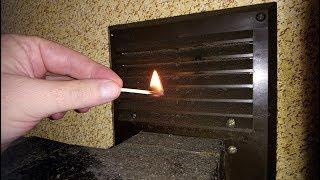 Как организовать естественную вентиляцию частного дома
