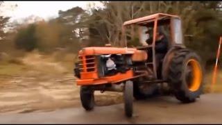 Тракторист lvl 80