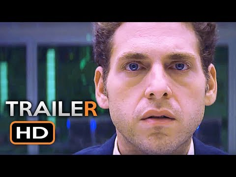 MANIAC   2018 Emma Stone, Jonah Hill SciFi Netflix TV Series HD