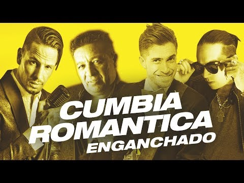 VIDEO: CUMBIA ROMÁNTICA ENGANCHADO | Rodrigo Tapari, Mario Luis, Chili Fernandez, Seba Mendoza