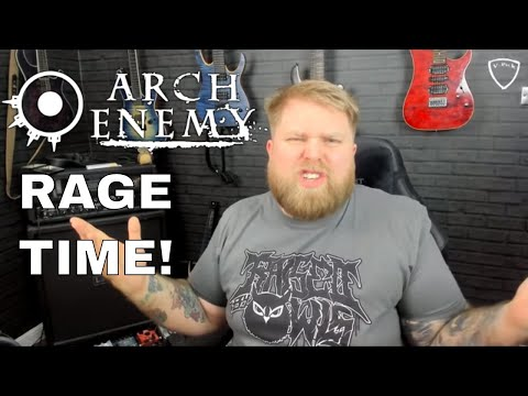 Rage Time! Arch Enemy | Ban Photographer & Then Lie To Play Victim Mp3