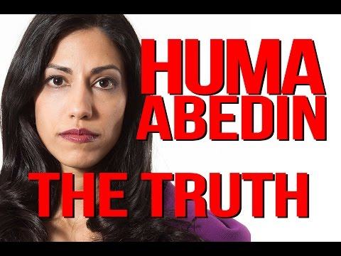 Huma Abedin in 2mins: Spy for Saudi Arabia?- FBI is closing in (Full video linked below)