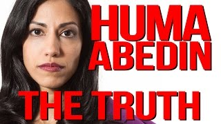 Huma Abedin in 2mins: Spy for Saudi Arabia?- FBI is closing in (Full video linked below)