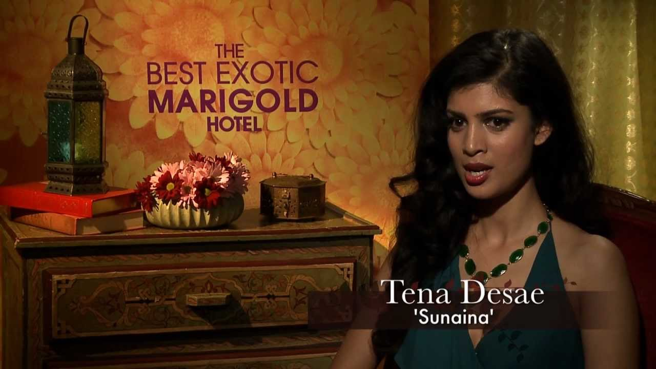 Tena Desae talks fusion of Bollywood and Hollywood in The ... Funny Hotel Movie