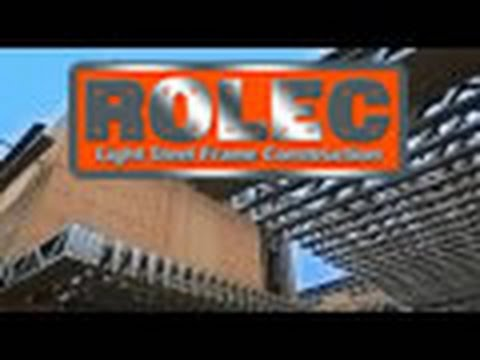 PINNACLE SYSTEM | Light Gauge Steel Buildings | ROLEC Construction Builders SA Cape Town