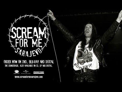 Resultado de imagem para documentário Scream for Me Sarajevo