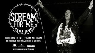 Scream For Me Sarajevo Trailer (DVD/Blu-ray 29 June)