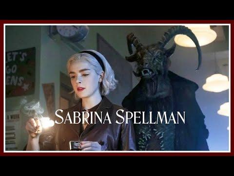 Sabrina Spellman   - Ты готова стать царицей ада? / Леденящие душу приключения Сабрины - Ts