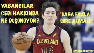 YABANCILAR CEDİ OSMAN HAKKINDA NE DÜŞÜNÜYOR ? - Basketbol
