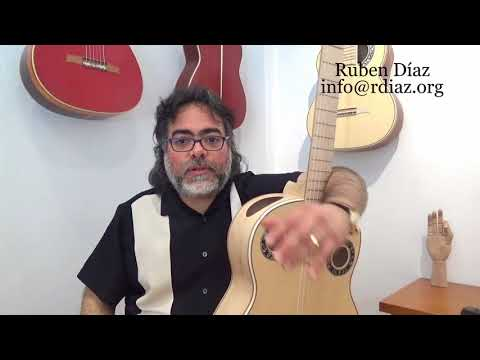 "About the ""Translation Series"" / Learning modern flamenco guitar online (Skype) Ruben Diaz"