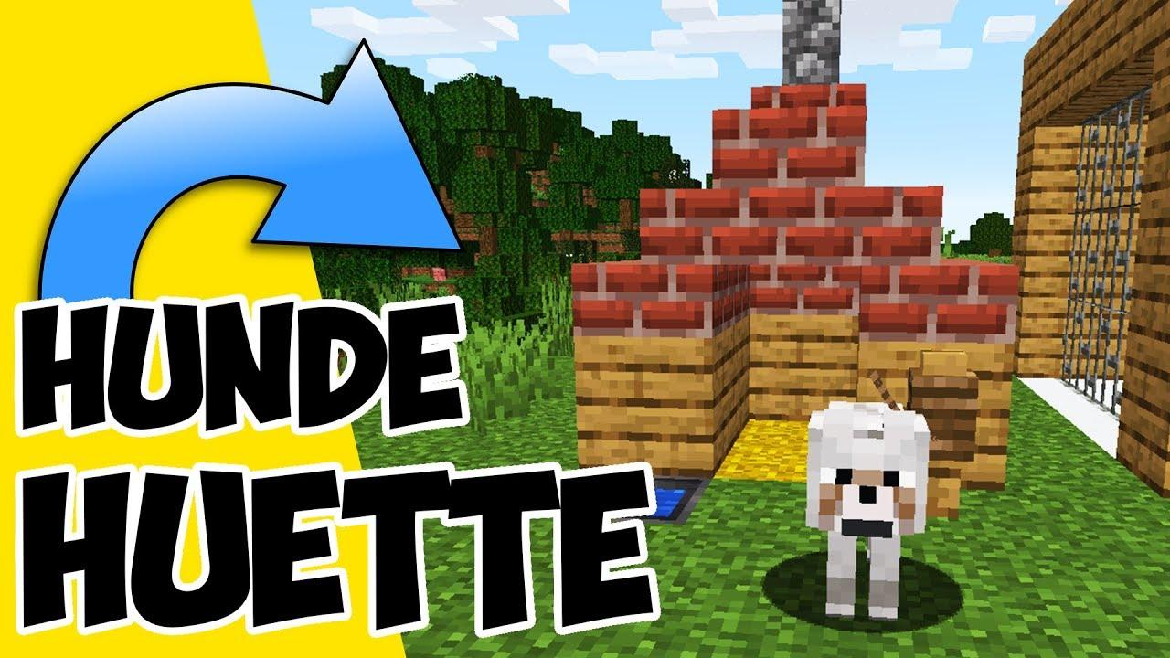 Wie macht man eine Hundehütte In Minecraft   Minecraft ...