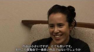 トランスフォーメーション展 サラ・ジー インタビュー