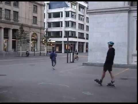 Shopping in Zurich, Bahnhofstrasse