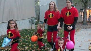 Family Halloween- 2016