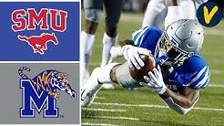 #15 SMU vs #24 Memphis Highlights   Week 10   College Football   2019