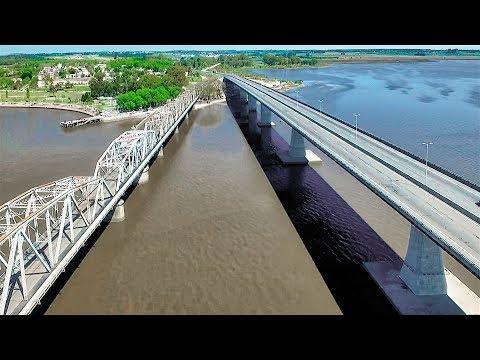 River Santa Lucia   -   Uruguay (4k)