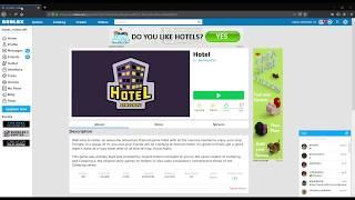 roblox - France Hôtel #ithinknobodyusedthiscode1423