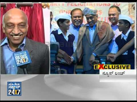 Kiran Kumar is new ISRO Chairman | Indian Space Research Organization