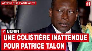 Bénin : Mariam Chabi Talata Zime sera la colistière de Patrice Talon