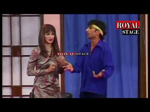 Feeqa In America  Best Iftikhar Thakur & Sakawat Scene , Pakistani Punjabi Stage Drama Full