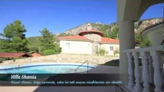 Villa Uranüs - Doğa icerisinde kiralik tatil villası - villasepeti.com