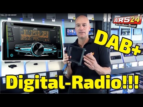 JVC KW DB 92 BT REVIEW - Doppel-DIN Radio mit DAB+, Bluetooth und Android Music