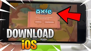 Axie Infinity iOS - H๐w To Download Axie Infinity On iOS