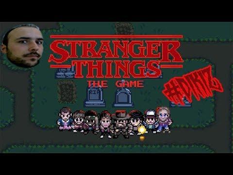 İnanılmaz Garip Şeyler - Stranger Things # Dikiz