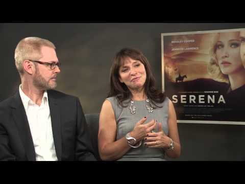Serena - Susanne Bier and Christopher Kyle interview Mp3