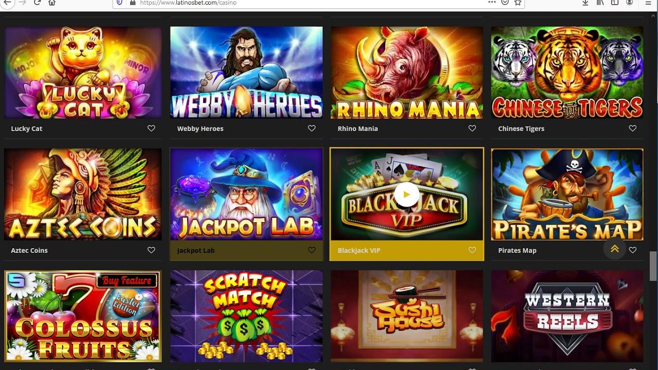 Casino 888 Tragamonedas Online