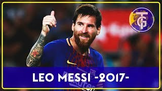 Lionel messi 2016 2017   overall skills, goals, assists, dribbles, runs, free kicks   1080p   hd
