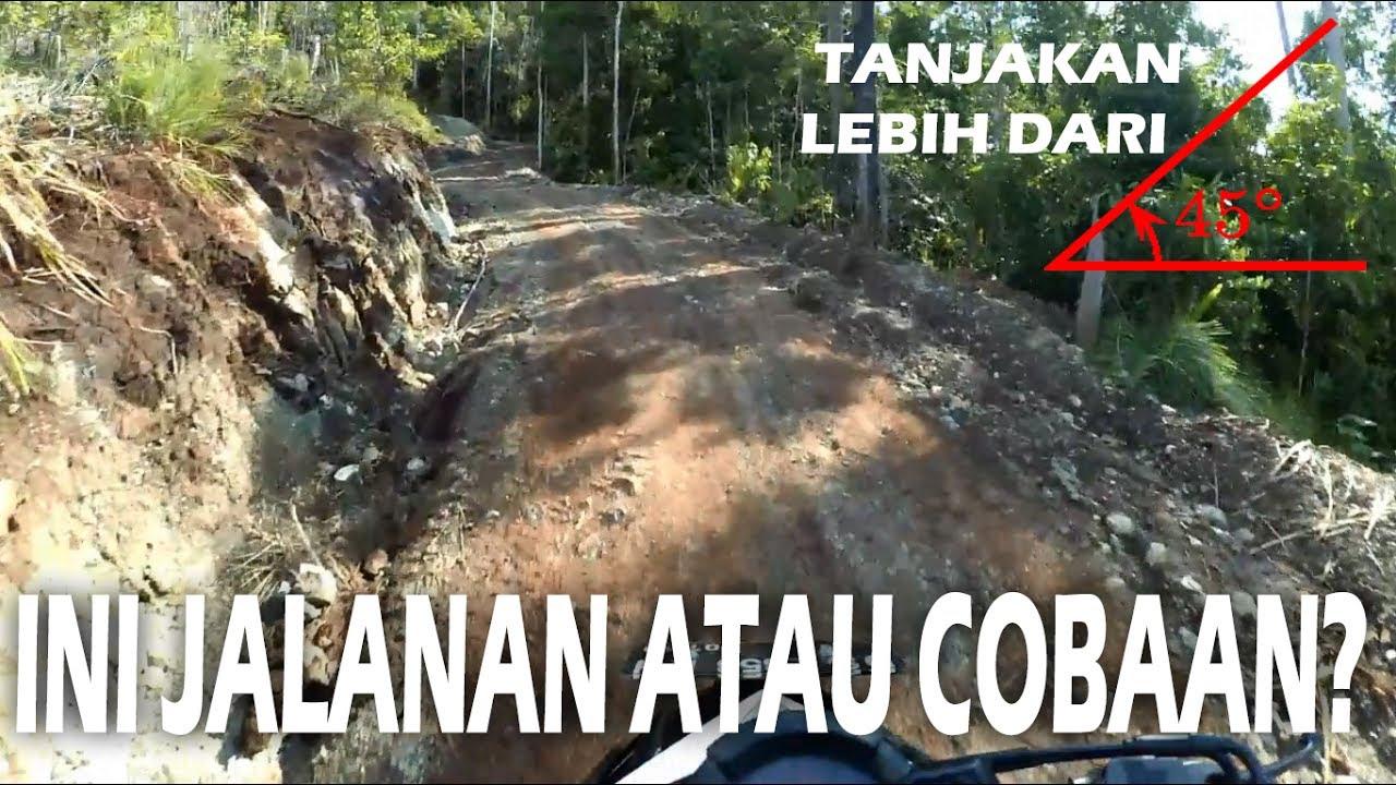 Test Ride Yamaha X Ride Di Jalur Extreme Jayapura Papua X
