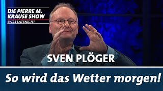 """Sven Plöger: """"SO wird das Wetter morgen!"""""""