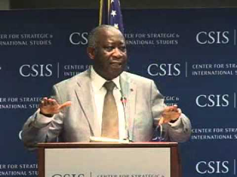 Video: President of Côte d'Ivoire Laurent Gbagbo