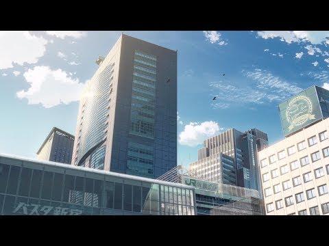 【MAD/AMV】東京不太熱 - CiDRE  (日本語Ver.)
