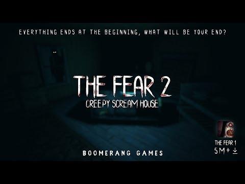 The Fear 2 : Creepy Scream House Horror Game 2018 1