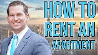 How To Rent An Apartment In NYC | The New York City Broker Real Estate 101: Vol 1 Ep 2