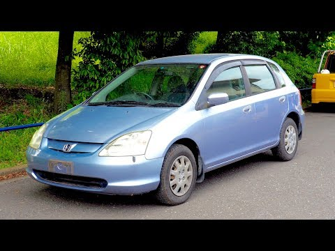 2002 Honda Civic Hatchback (Canada import) Japan Auction Purchase Review