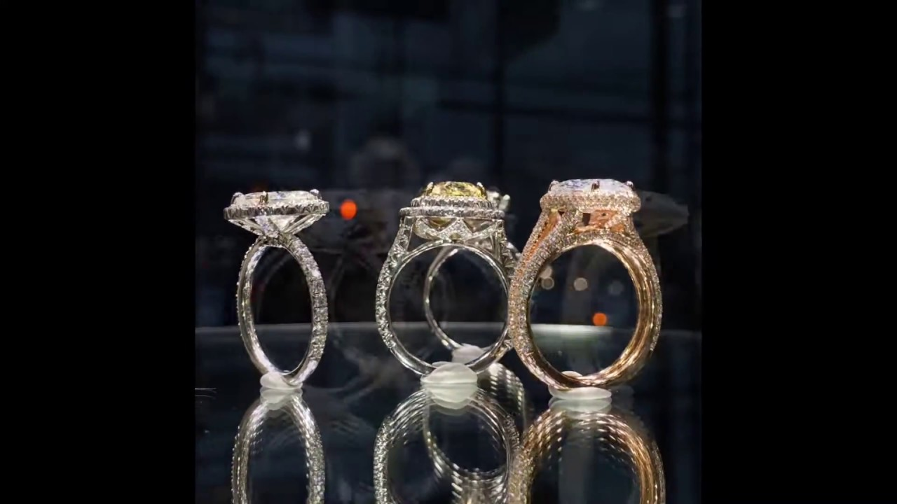 Take It Easy  Lauren B Engagement Rings Stand The Blizzard